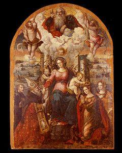 Pinacoteca i Bronzi Dorati di Pergola grande tavola