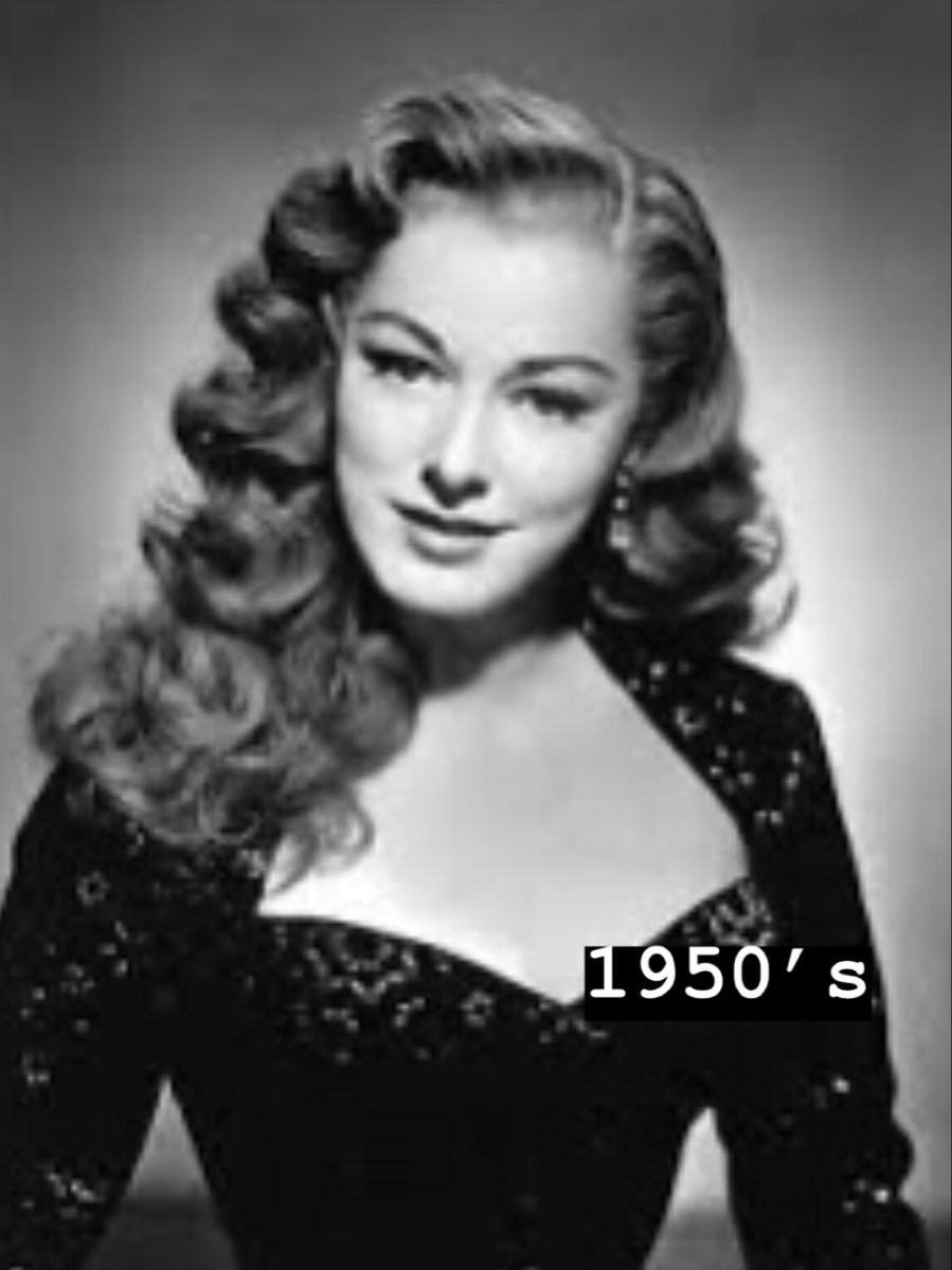 Pin By Allison Jara On Perms Through The Decades In 2020 1940s Hairstyles 1940 S Hairstyles Long Hair Styles