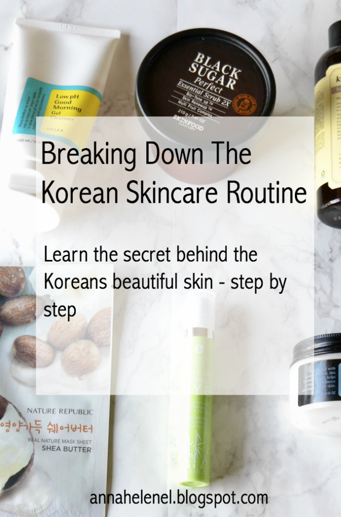 I Am Breaking Down The Korean Skincare Routine Step By Step So You Can Learn The Secret To Bea Skin Care Routine Steps Korean Skincare Routine Korean Skincare