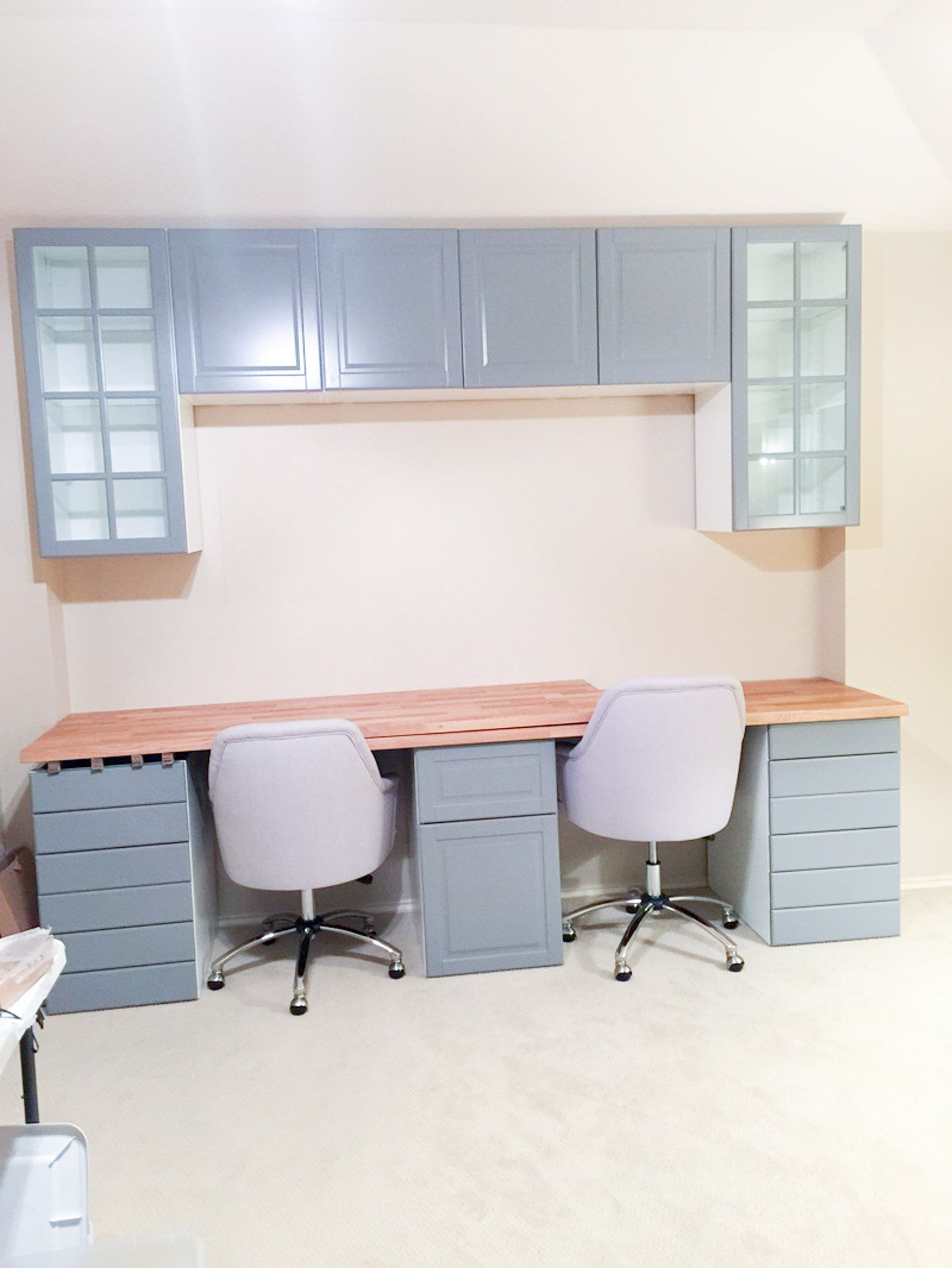 Custom Desk Build Part One » DIY Without Fear in 2020