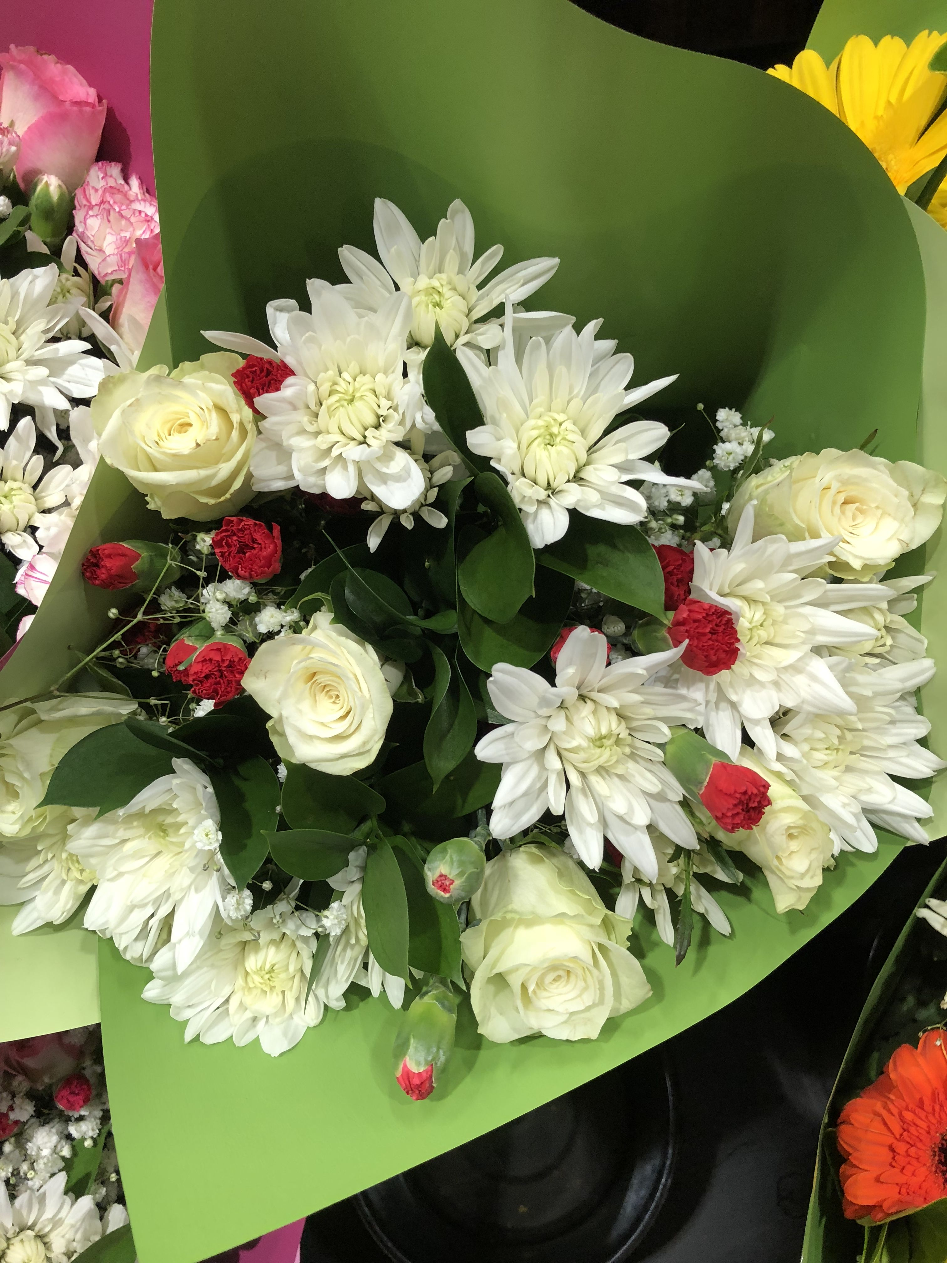 I usually buy flowers from woolworths as the quality is great they i usually buy flowers from woolworths as the quality is great they had some great izmirmasajfo
