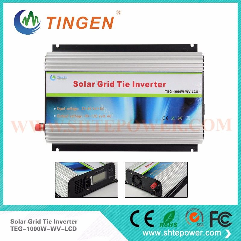 Click To Buy 640w 12v Off Grid System Kit 4x 160w Solar Panel 1kw Pure Sine Wave Inverter Affiliate Solar System Kit Off Grid Solar Solar Panels