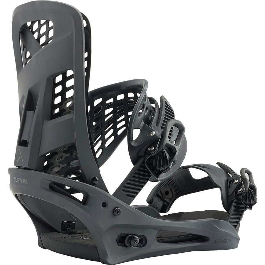 The Burton Genesis X Re:Flex Snowboard Binding Is Based On
