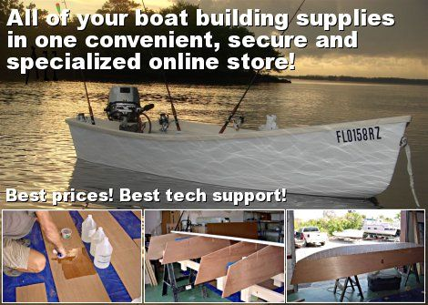 All of your boat building supplies in one convenient, secure, and ...