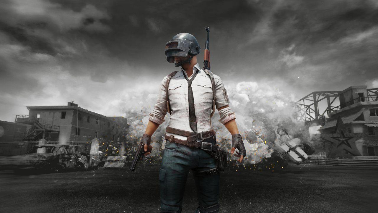 Wallpaper PUBG, PlayerUnknown's Battlegrounds, 4K, Games