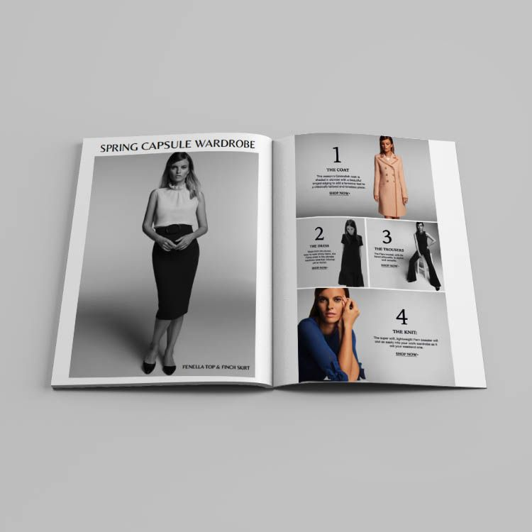 Luxurious Style Guide Designed For Goatfashion Stay Chic It S Friday Graphicdesign Ma Style Guide Design Conceptual Fashion Fashion Design Sketches