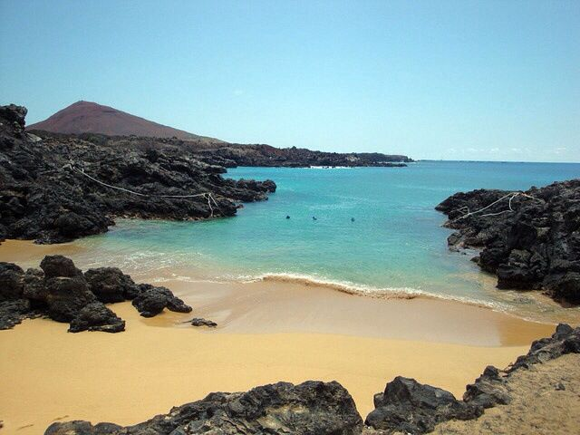 Ascension Island South Atlantic Lovely Beach Stayed Here For  Years Just