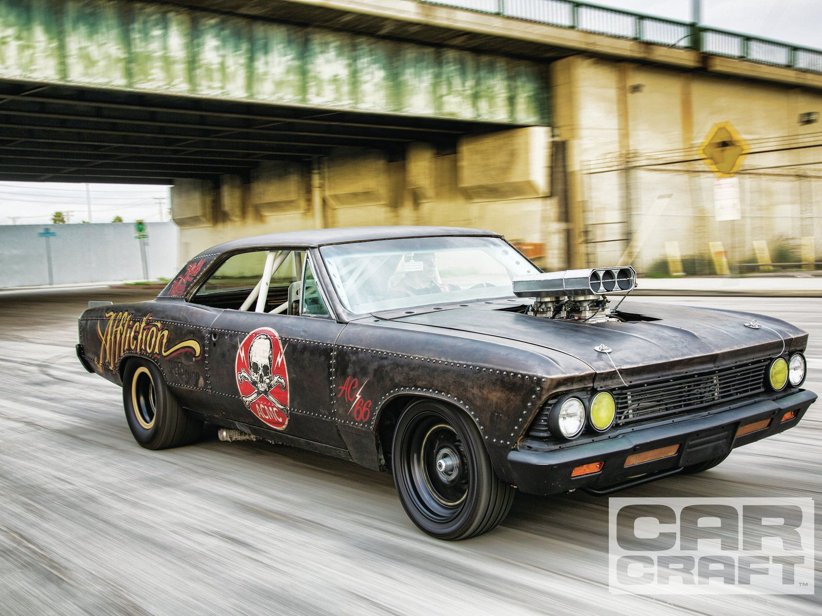 Chevrolet Chevelle The Affliction Chevelle The