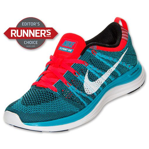 finest selection c2ce5 dfb44 Women s Nike Flyknit Lunar 1+ Running Shoes