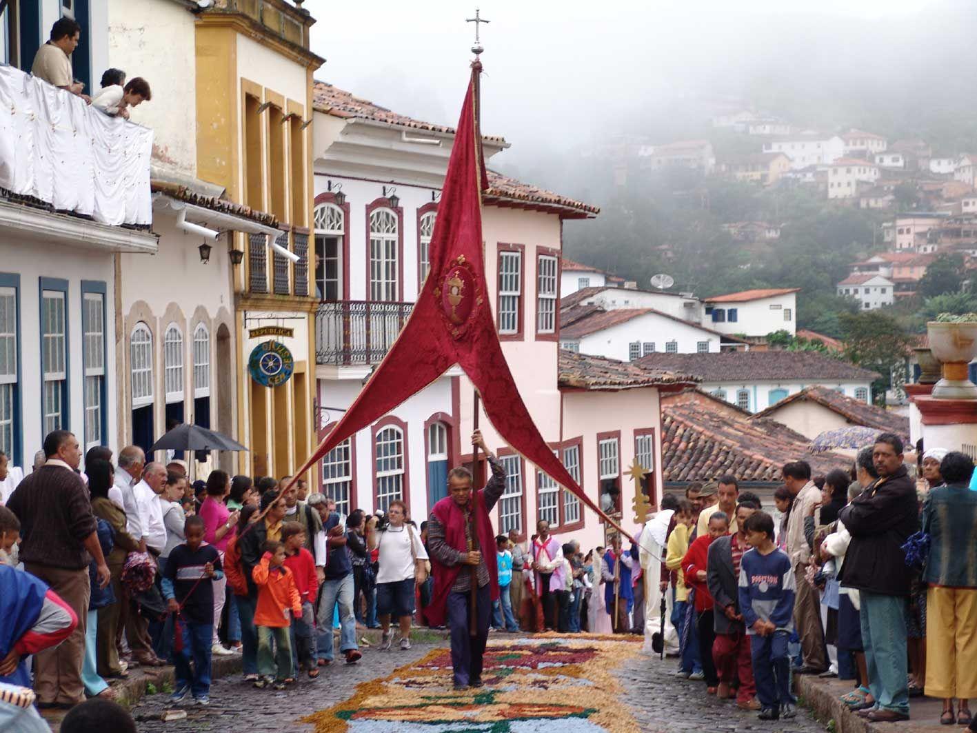 SOLENIDADES DA SEMANA SANTA  ARQUIDIOCESE DE MARIANA  PARÓQUIA DE NOSSA SENHORA DO PILAR  OURO PRETO – 2010