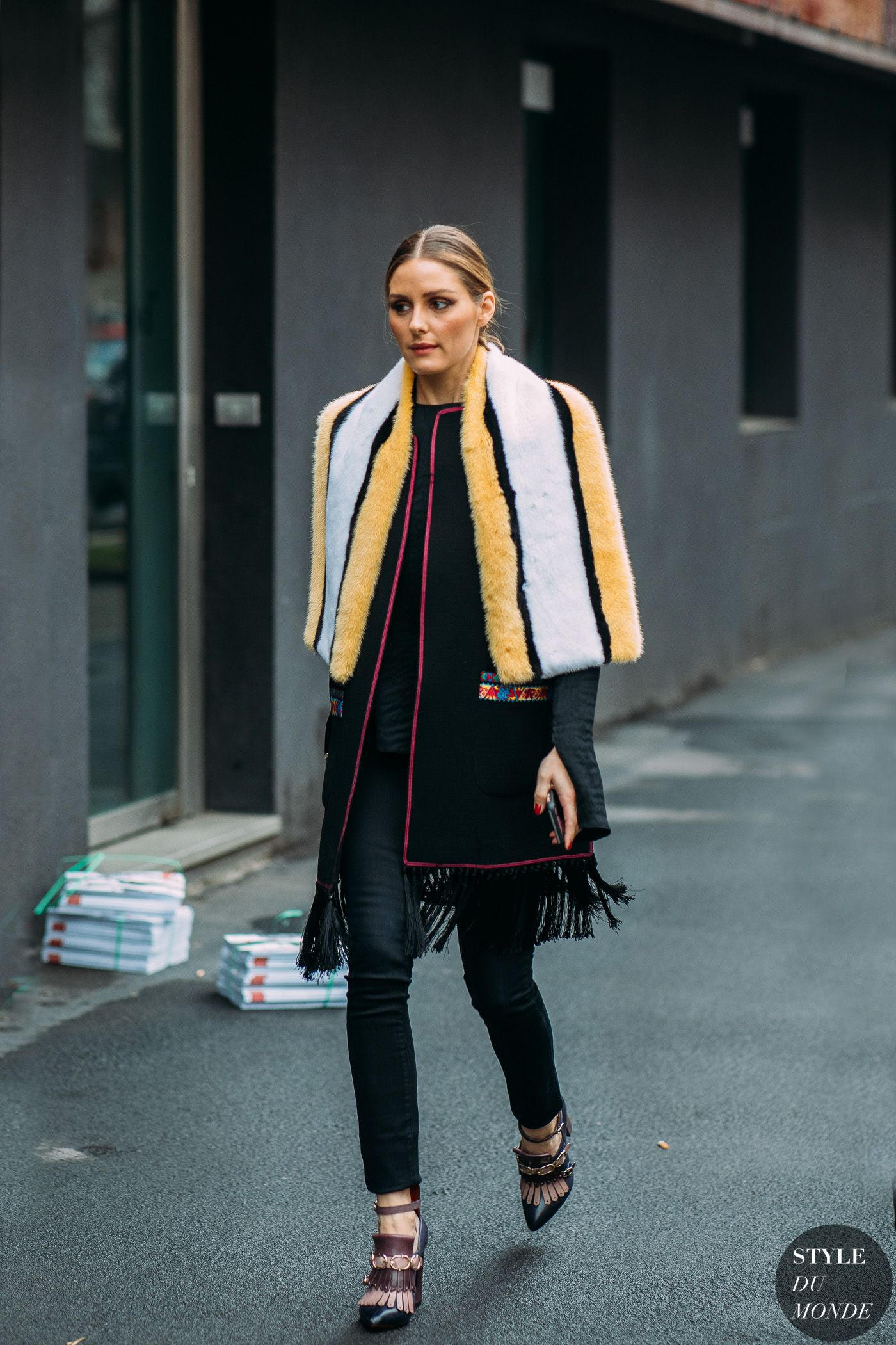 Milan FW 2018 Street Style  Olivia Palermo StyleDuMonde 2f684b5196328