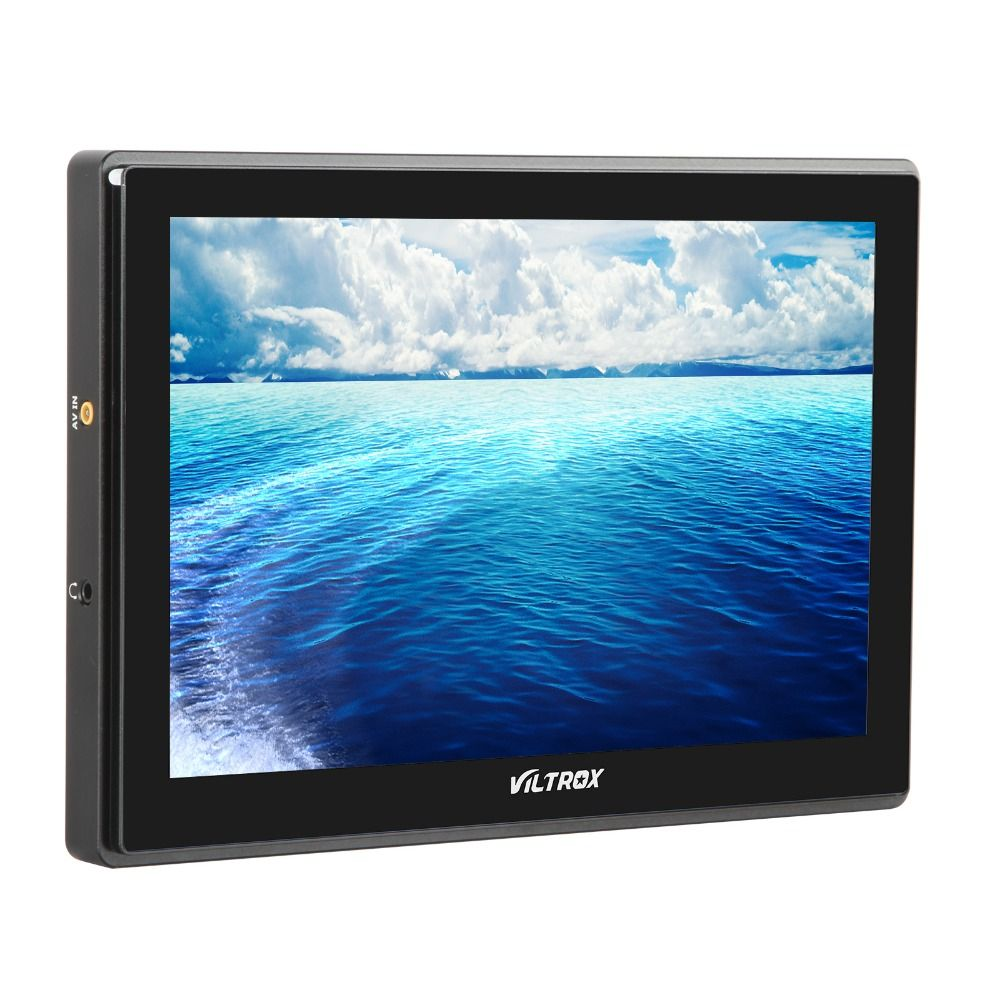 Viltrox DC-90HD Clip-on 8.9'' IPS LCD Camera Video Monitor Display HDMI AV Input 1920x1200 Pixels for Canon Nikon DSLR BMPCC