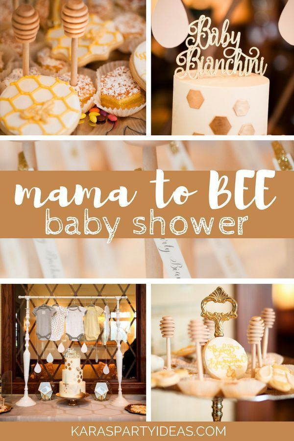 , Mama to BEE Baby Shower | Kara's Party Ideas, My Babies Blog 2020, My Babies Blog 2020