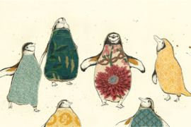 Anna Wright - A Parcel of Penguins