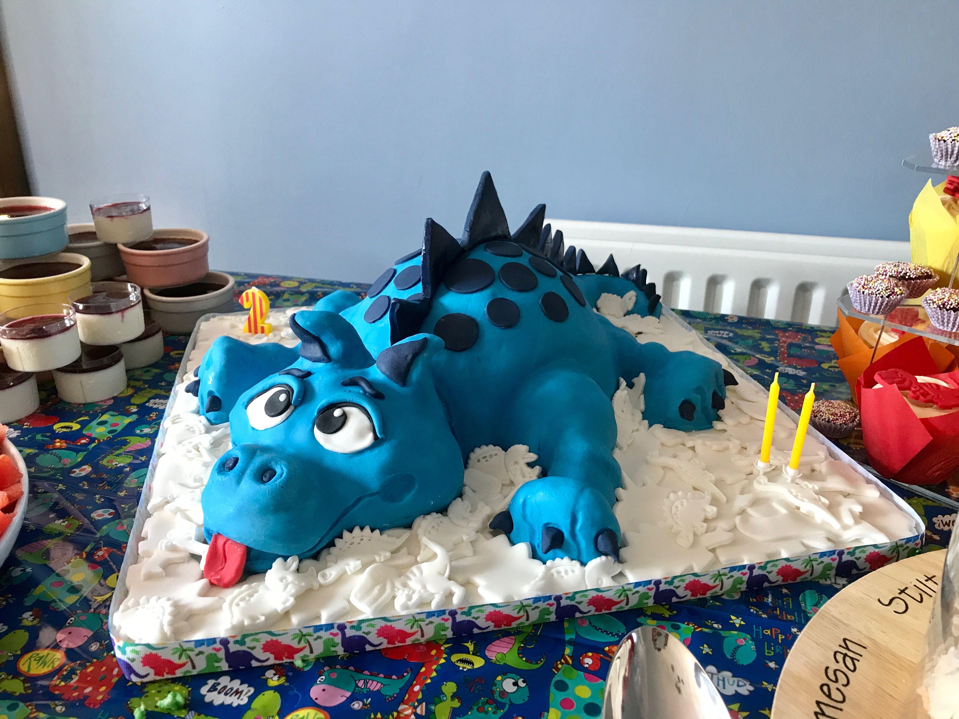 Dinosaur Birthday Cake Roarsome Dinosaur Party Ideas Pinterest