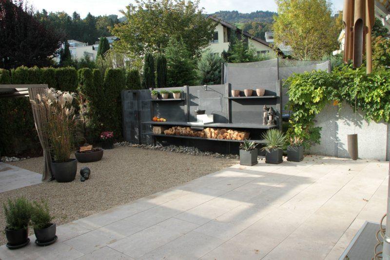 outdoor windschutz dank küche   garden   pinterest   windschutz, Kuchen