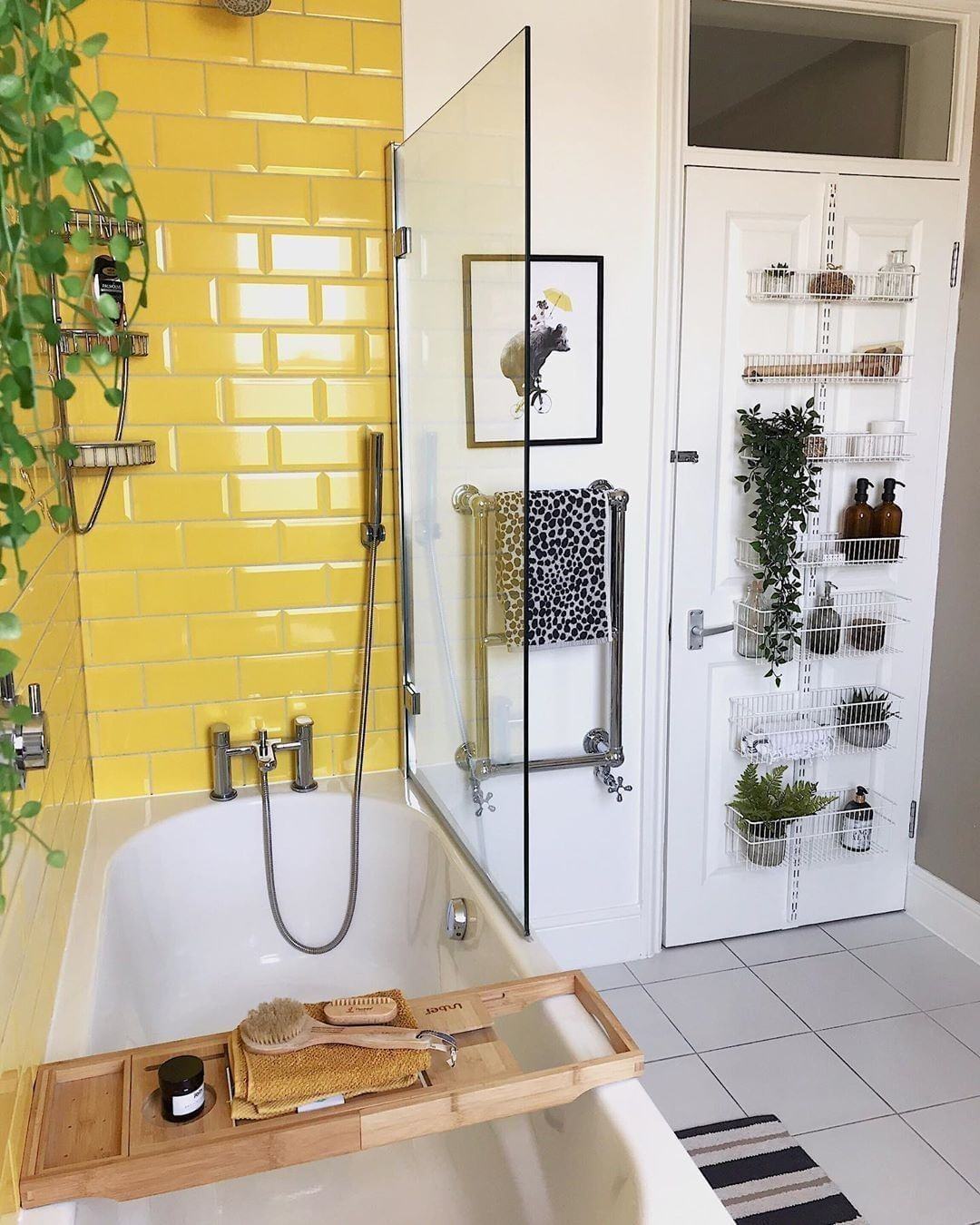 741 Me Gusta 2 Comentarios Bohemian Decor Bohotribex En Instagram I M So In Love With This Bathro Yellow Bathrooms Bathroom Decor Bathroom Colors Download yellow bathroom decorating