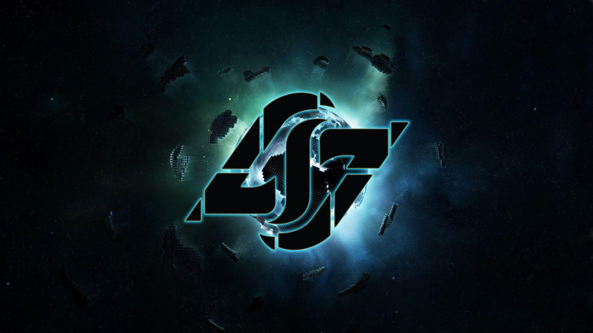 CLG Counter Logic Gaming Black Wallpaper Lol teams