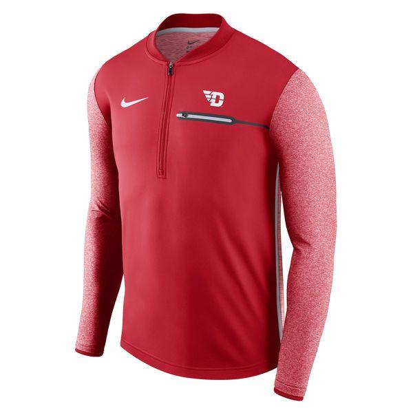 ac3169fcf9d Dayton Flyers Nike Men s 2017 Coaches Sideline Half-Zip Jacket - Red -   84.99. Dayton FlyersFresno StateHoustonCoachesNikeJacketBulldogs FitnessSports
