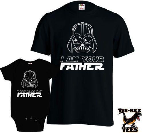 Matching-Father-Son-Shirts-I-Am-Your-Father-Shirt-First-Fathers-Day-Bodysuit
