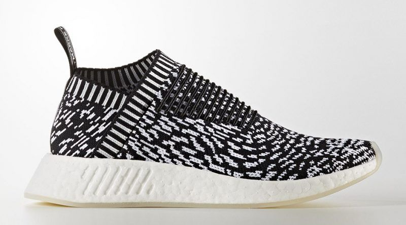 quality design 2a796 7f5f7 ... kvinders adidas originals nmd r1 sun glow running sko sun glow core  best price low cost adidas nmd city sock 2 sashiko by3012 color core black  white ...