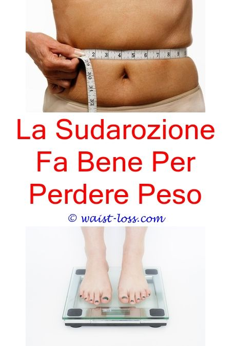 perdere peso la notte