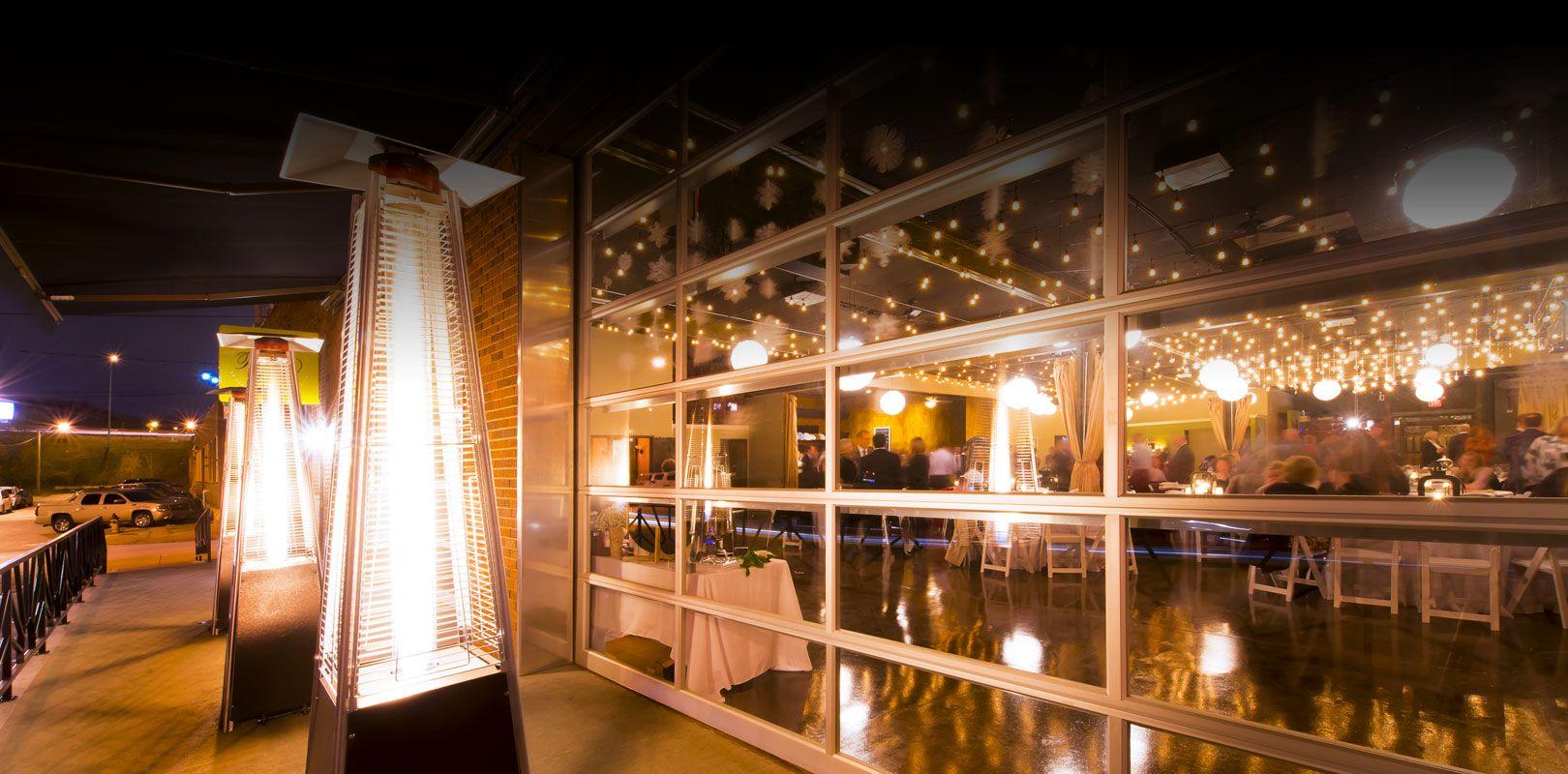 28 Event Space Urban Wedding Reception Venue Downtown Kansas City