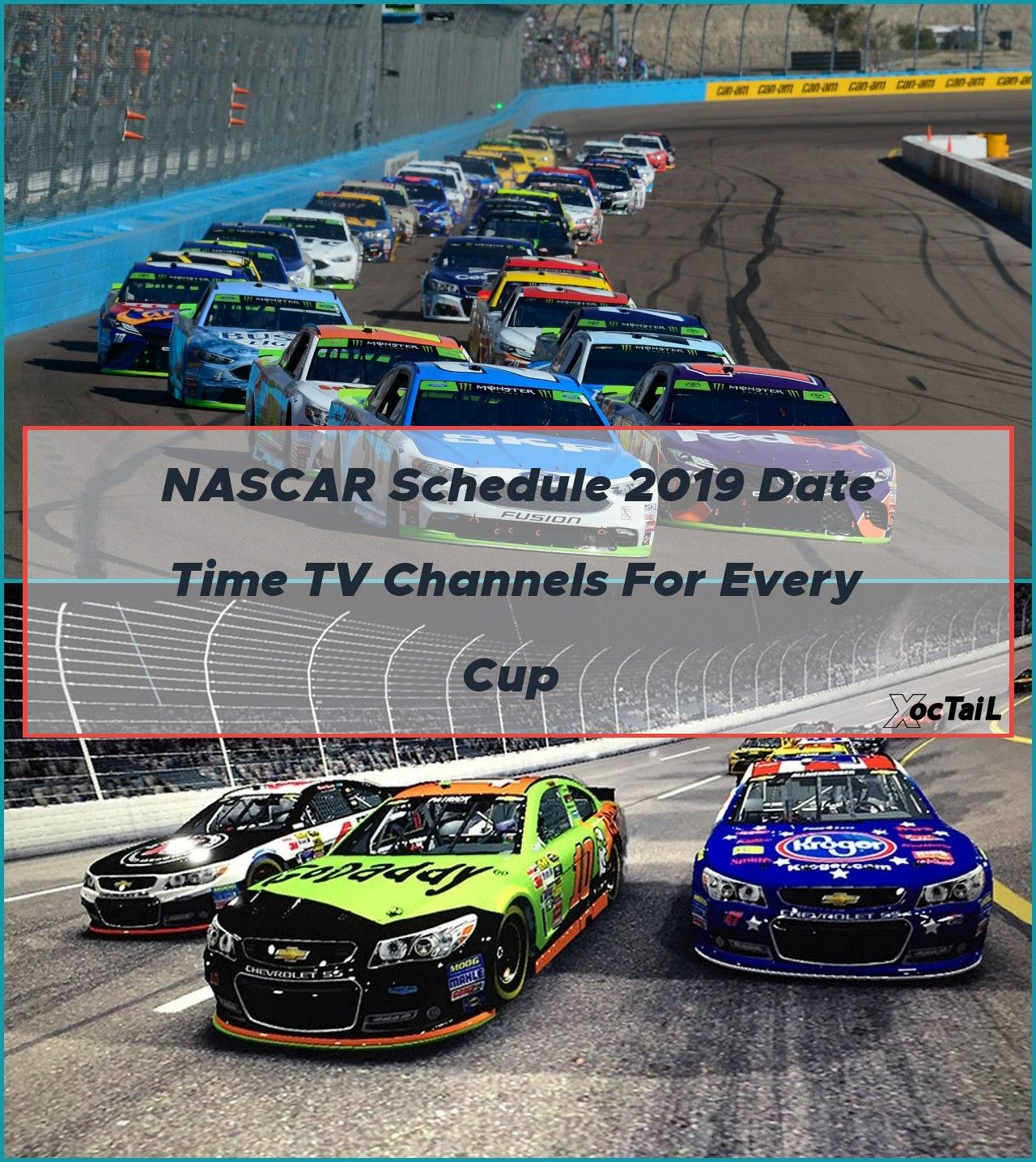 NASCAR schedule 2019 Date time TV channels for every Cup