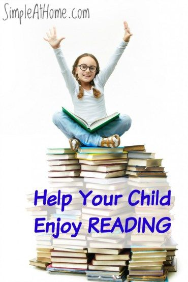 Help your child find joy in reading with this free reading adventure pack.