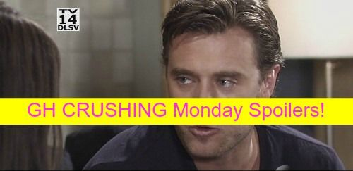 GENERAL HOSPITAL Spoilers — Sam and Jasons Wedding Day
