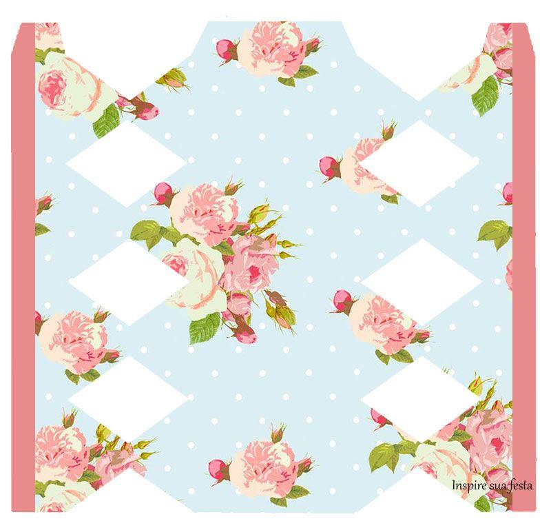 Floral - Kit festa grátis para imprimir | nath | Festa ...