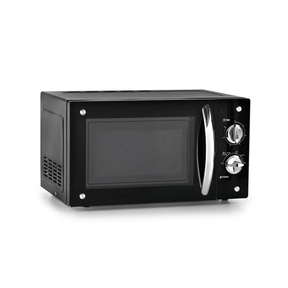 Wilko Microwave Manual Black 800w 20ltr Microwaves