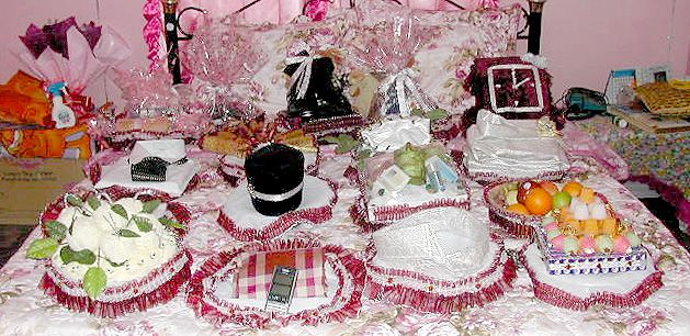 Wedding Gift India Online: Indian Wedding Gifts Packing Ideas