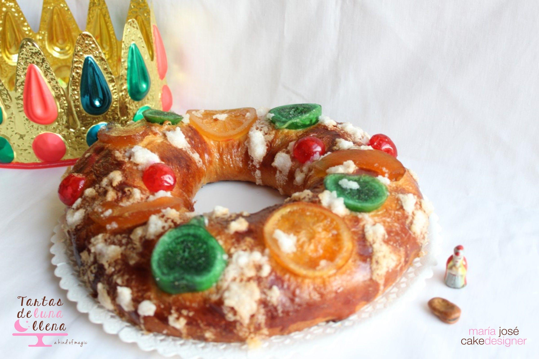 Roscón De Reyes Receta Y Origen De Esta Dulce Tradición Tartas De Luna Llena Dulces Roscón De Reyes Recetas Dulces