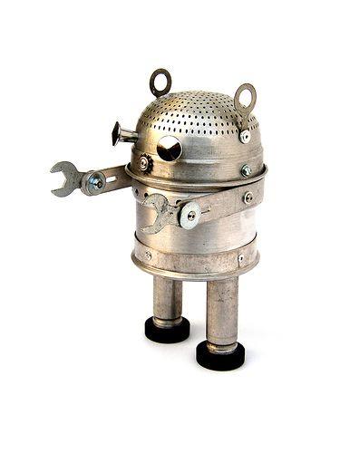 robot 61, via Flickr.