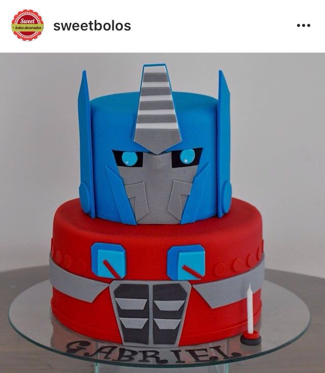 Swell Bolo Transformers Rescue Bots Rescue Bots Cake Funny Birthday Cards Online Alyptdamsfinfo