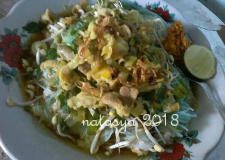 Resep Soto Babat Kambing Madura Oleh Natasya Kitchen Resep Resep Masakan Kambing Resep