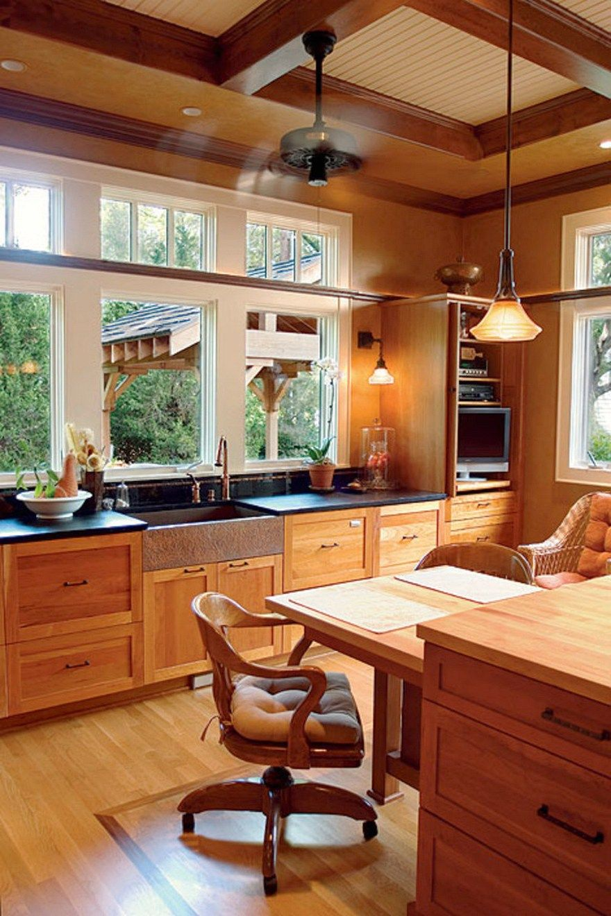 Craftsman Kitchen Design Mesmerizing 101 Awesome Craftsman Kitchen Design Ideas 93  Craftsman Design Ideas