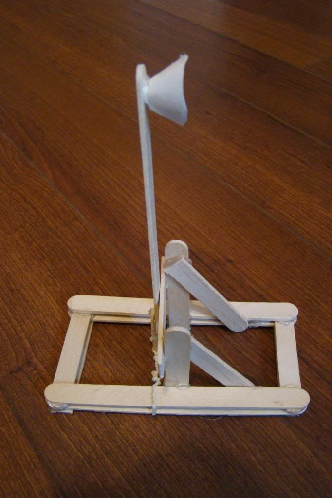 Catapults Models History Unit Study Activities And