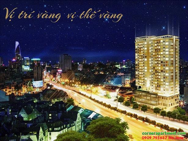 Căn hộ vàng The Prince Residence Nguyễn Văn Trỗi