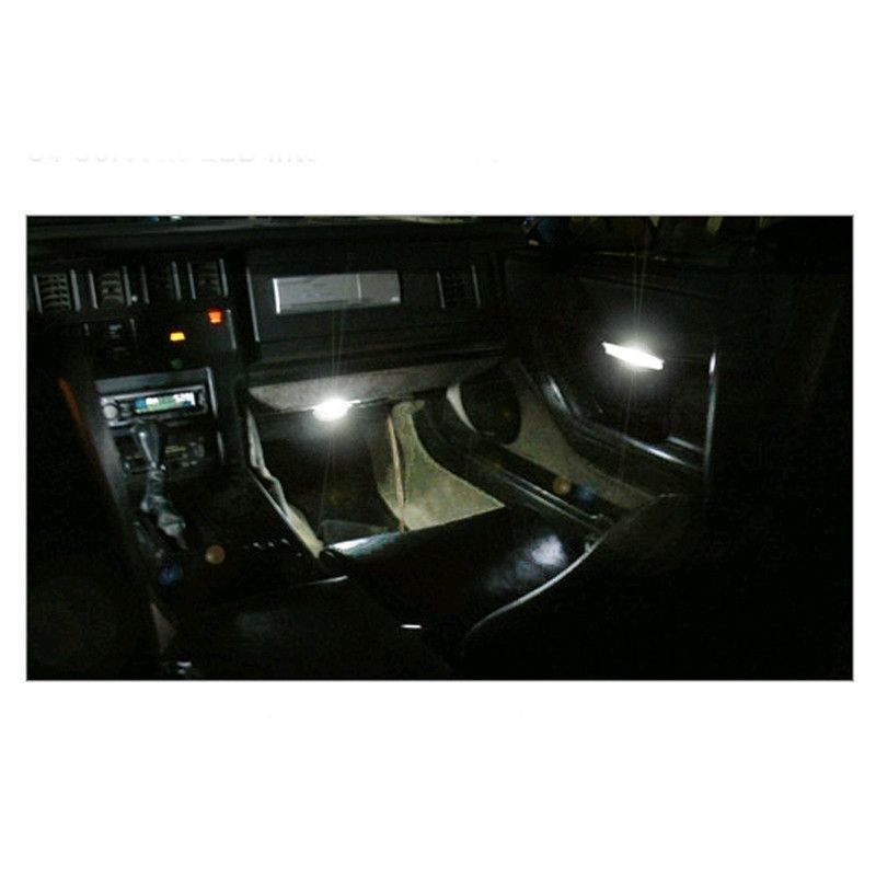 1984-1996 C4 Corvette Interior Under Hood Led Integration