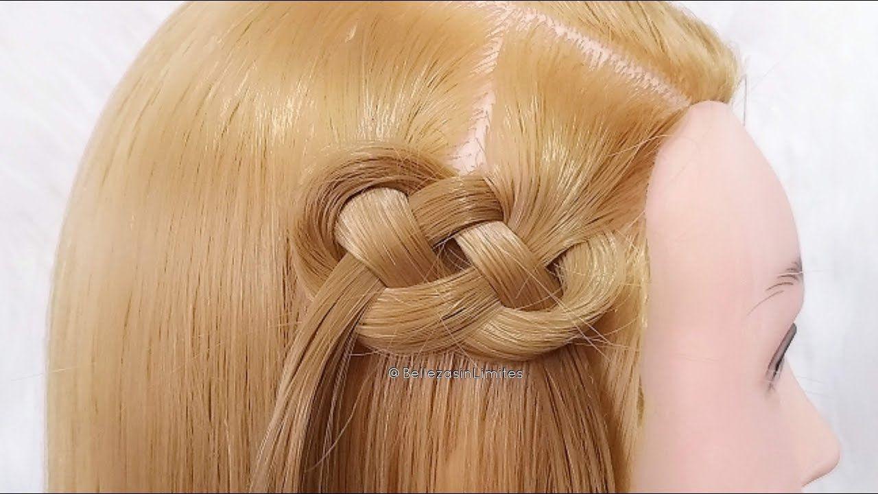 Espectacular peinados celtas Fotos de cortes de pelo tutoriales - Pin en Peinados con Trenzas