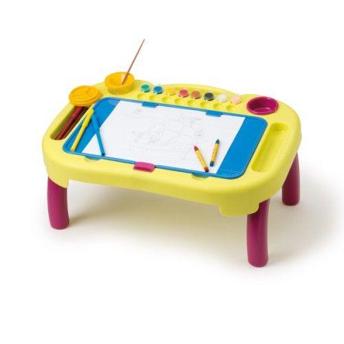 Si Oxybul a sélectionné cette table à dessins, c\u0027est parce qu\u0027elle - Poser Papier A Peindre