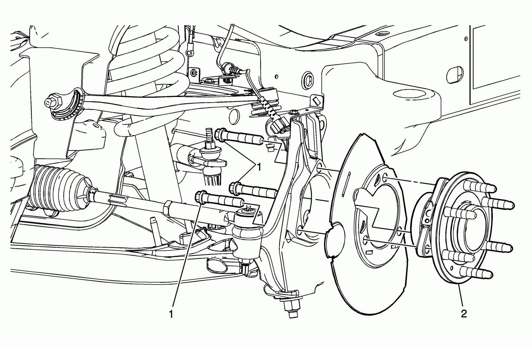 16+ Chevy Truck Front Suspension Diagram