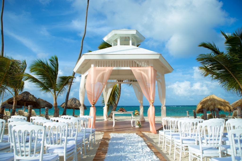 Punta Cana Dominican Republic Destination Weddings Wedding Venue Inspiration Majestic Mirage