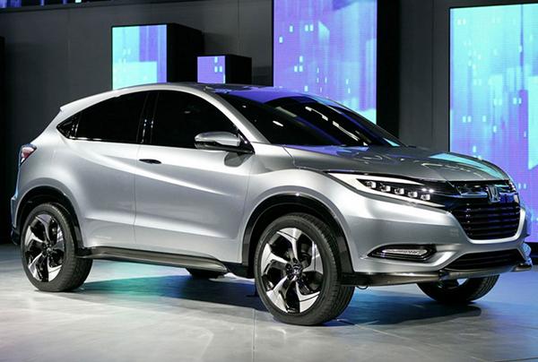 Honda Hrv New Model 2020 Honda Hrv Suv 2017 Dodge Journey