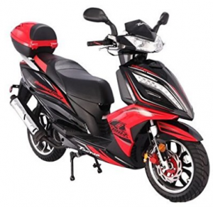 Tao Tao Quantum -150 Street Legal Scooter - Fully Automatic