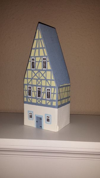 Photo of Decorative objects – timber house half-timbered house shabby chic deco vintage – a designer …