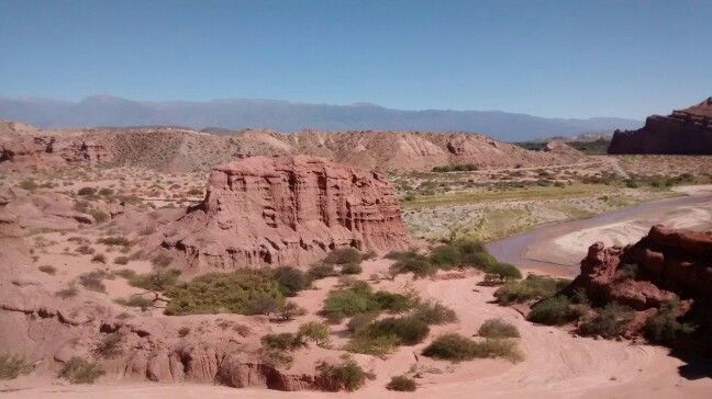 Cafayate, Norte Argentino