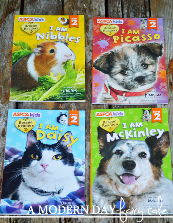 A Modern Day Fairy Tale: Give Books that Give Back with ASPCA Kids Books: A...